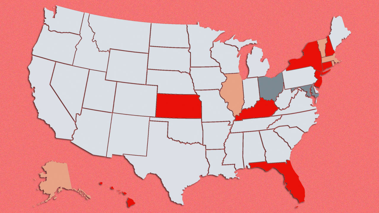 Will we shut down again? Can I travel to Florida? These COVID maps will help guide you