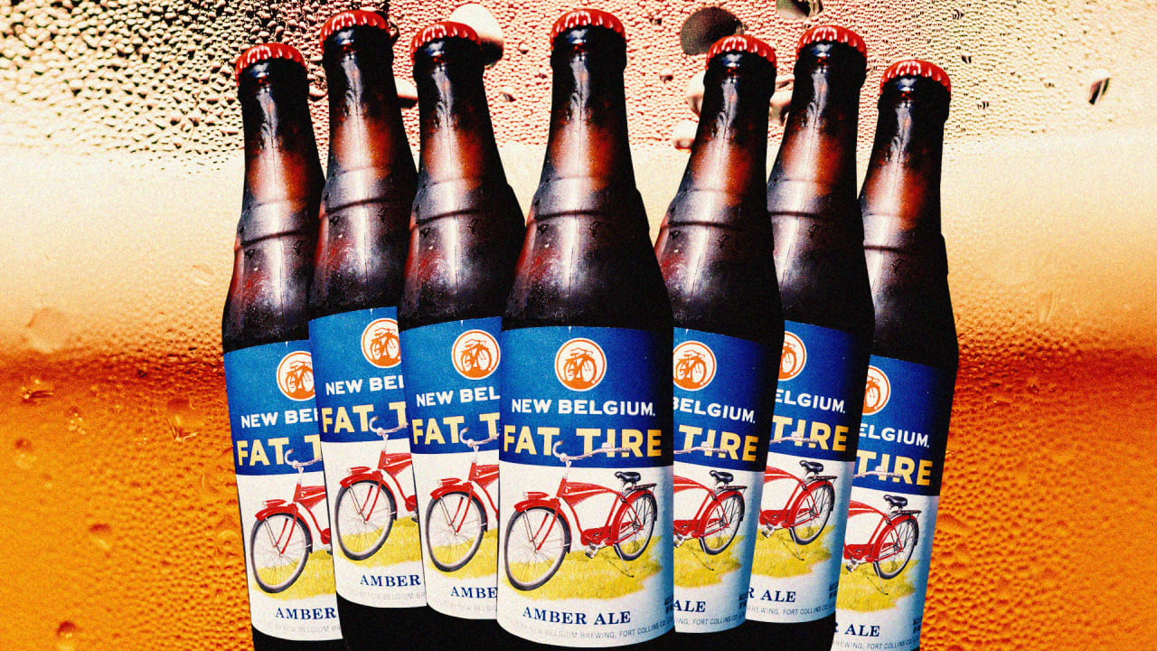 Why New Belgium Brewing is charging $100 for a six-pack of Fat Tire today