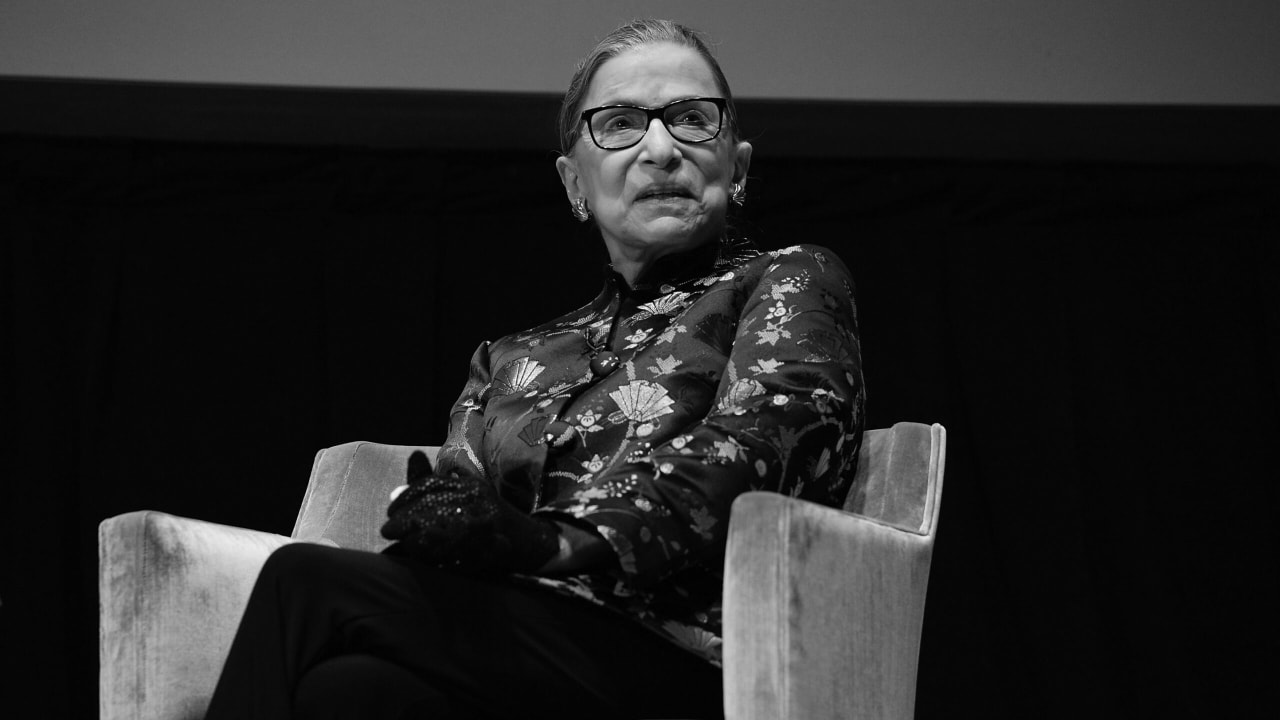 RIP RBG: Ruth Bader Ginsburg dies at 87