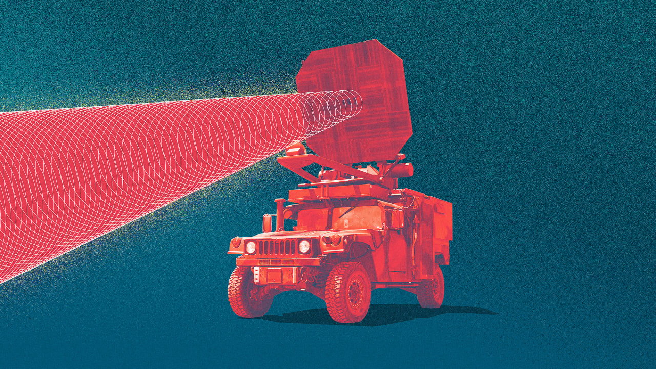 This isn't science fiction: The military considered using heat rays on protesters
