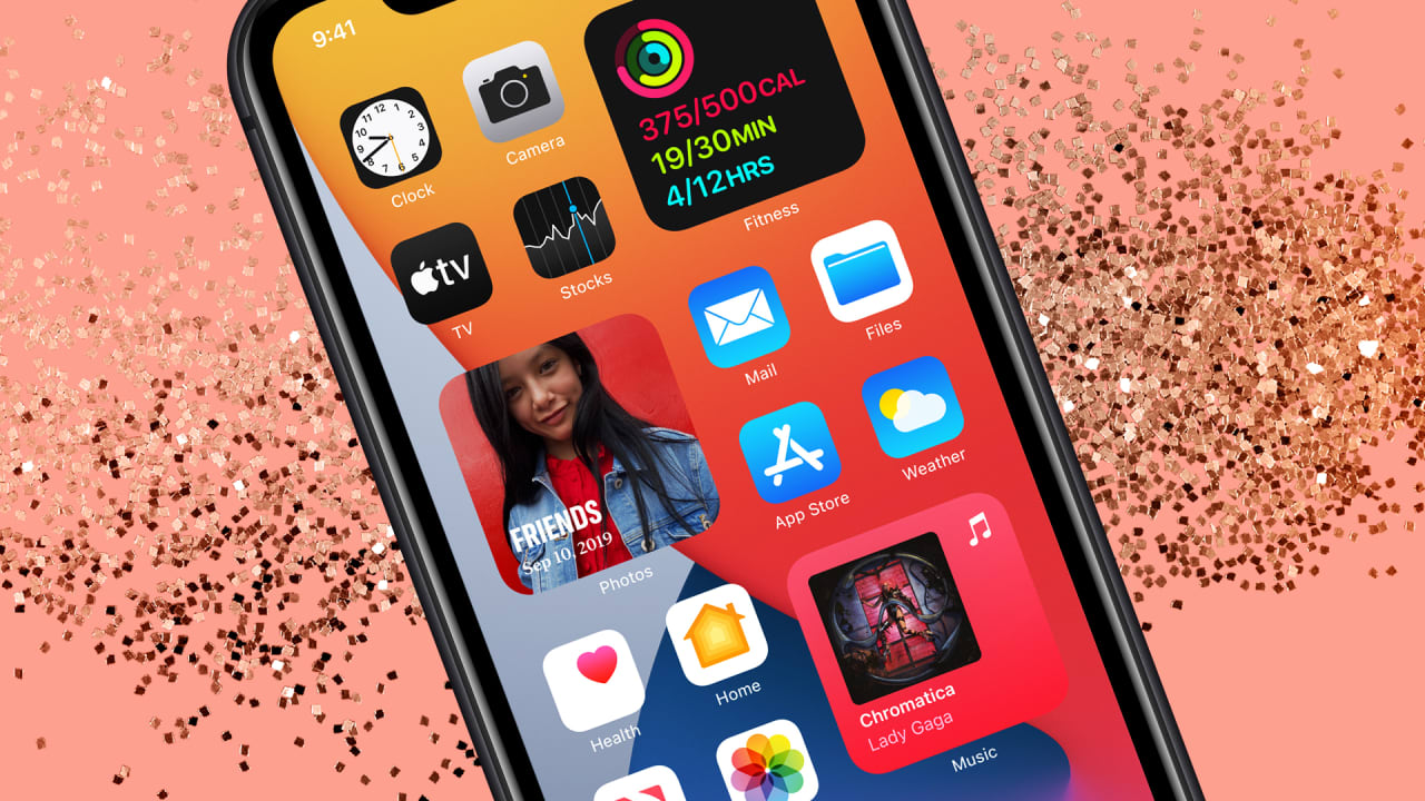 Ios 14 Home Screen Aesthetic How To Get Custom App Icons On Your Ipho