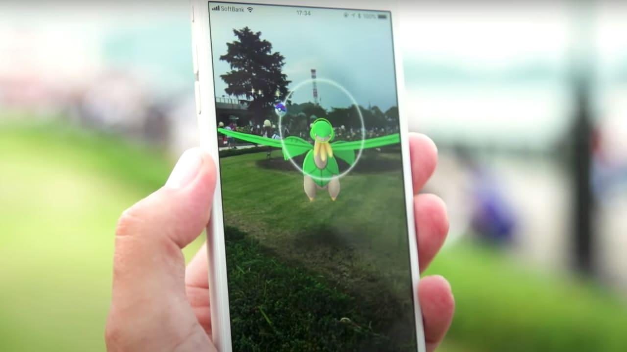 'Pokémon Go' maker Niantic wants to turn AR into 5G's first killer app