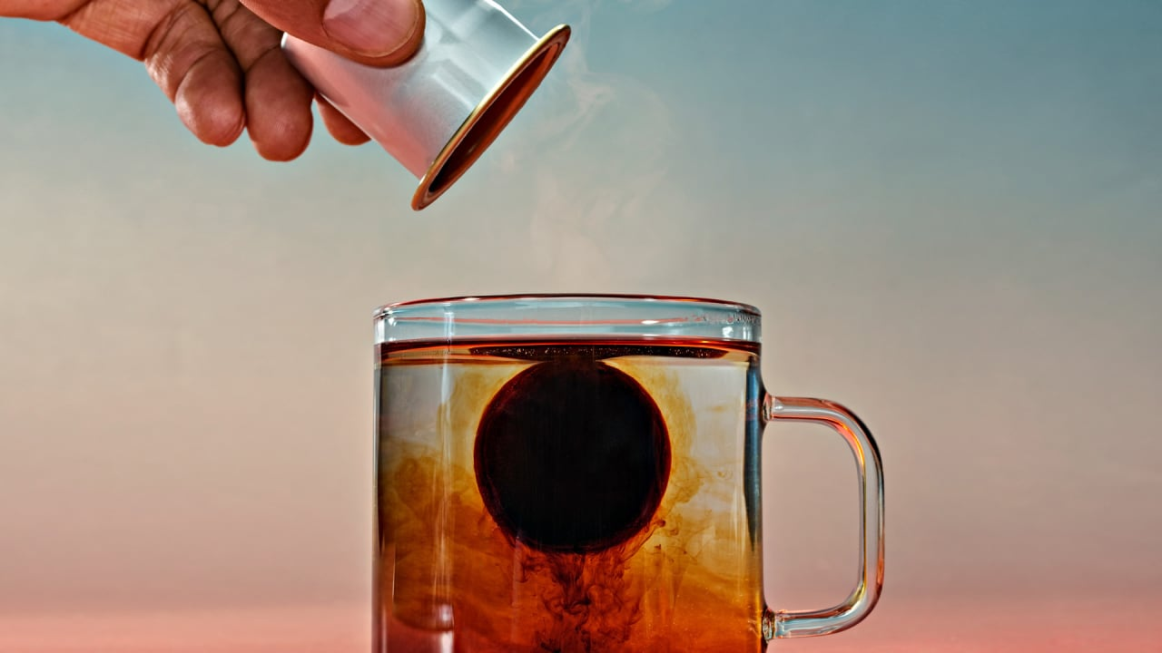 Forget Folgers. This <b>startup</b> wants to get you hooked on fancy instant coffee