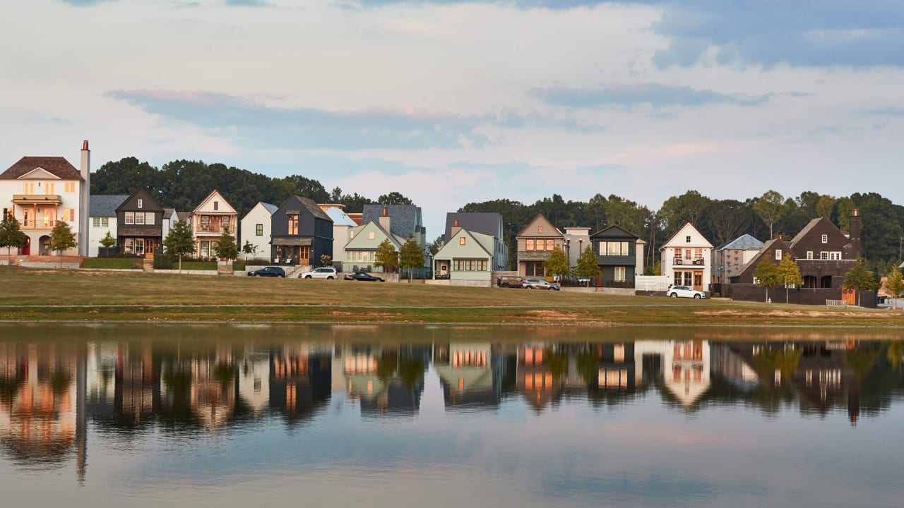 The strange story of the Southern town that Hollywood insiders are building from scratch