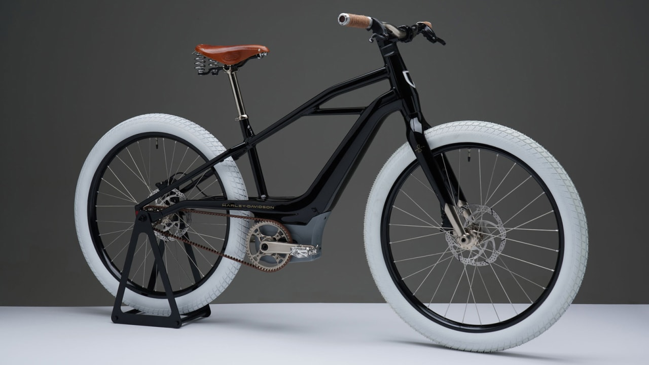 Harley-Davidson is making electric bikes now