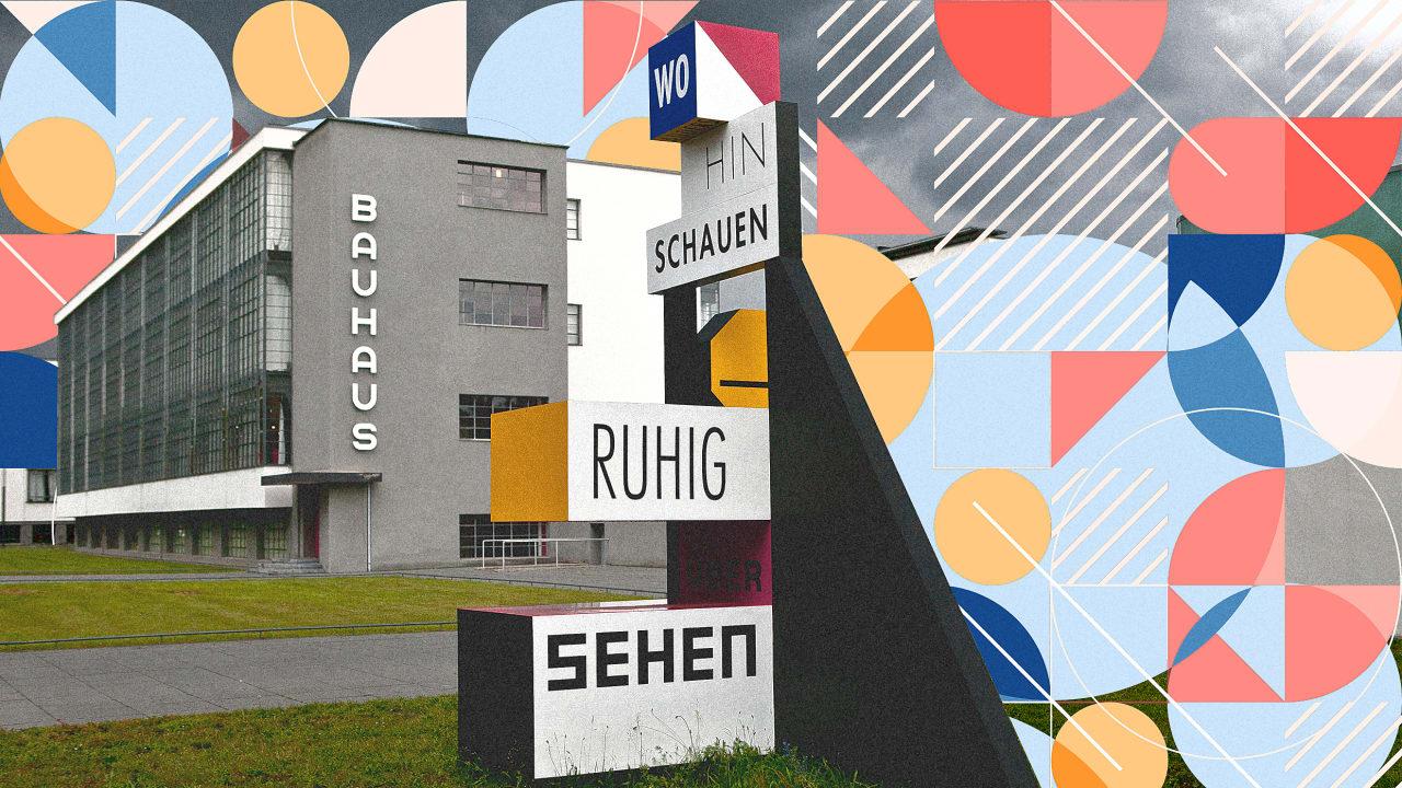 Toward a new Bauhaus: How a century-old design movement could help save the planet