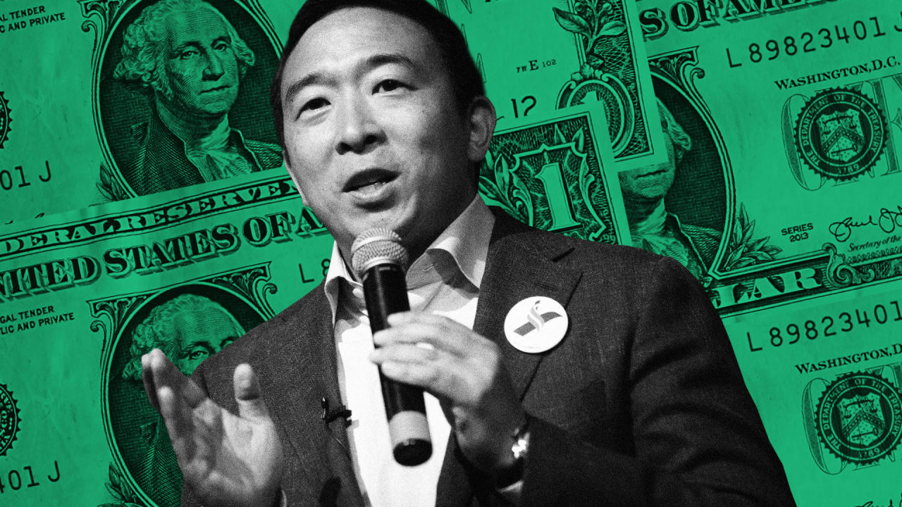 www.fastcompany.com: Andrew Yang wants you to get a second stimulus check, mobilizes Dems to pressure Pelosi to take GOP deal