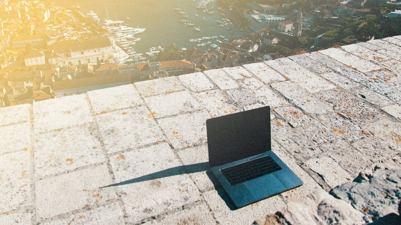 I've been a digital nomad for years. This is why the pandemic might be the best time for you to try it