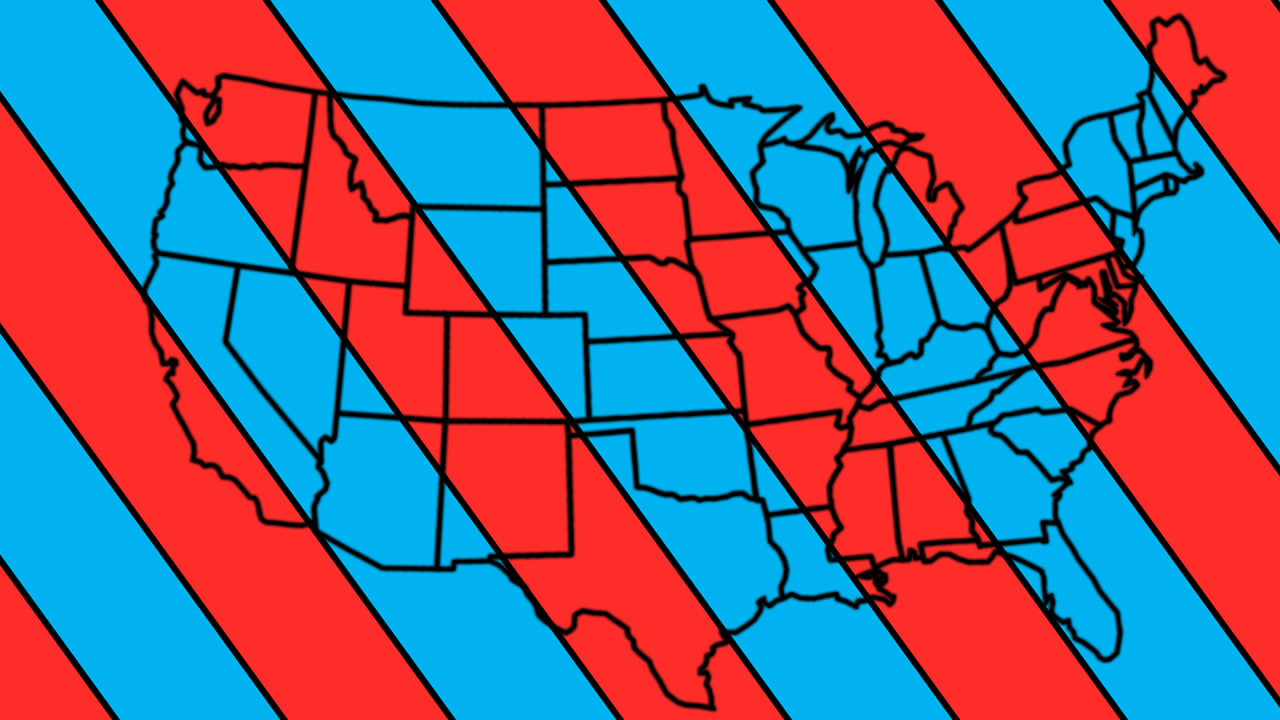 How many people have voted so far in 2020? This live map and state database will tell you