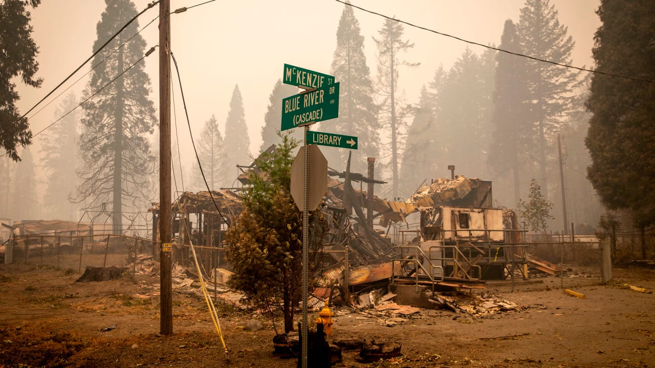 'I worked 246 hours in 15 days': What it's like to fight wildfires in 2020