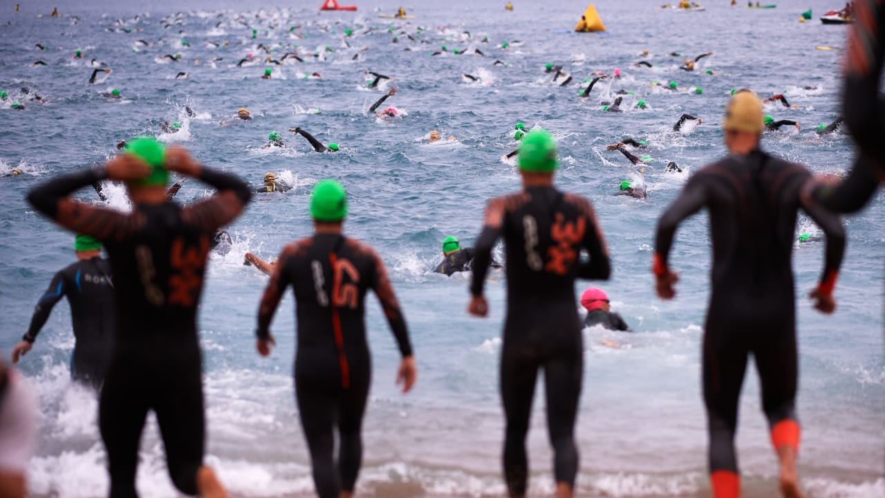 These 3 lessons from the triathlon steeled me for the C-Suite—and the pandemic