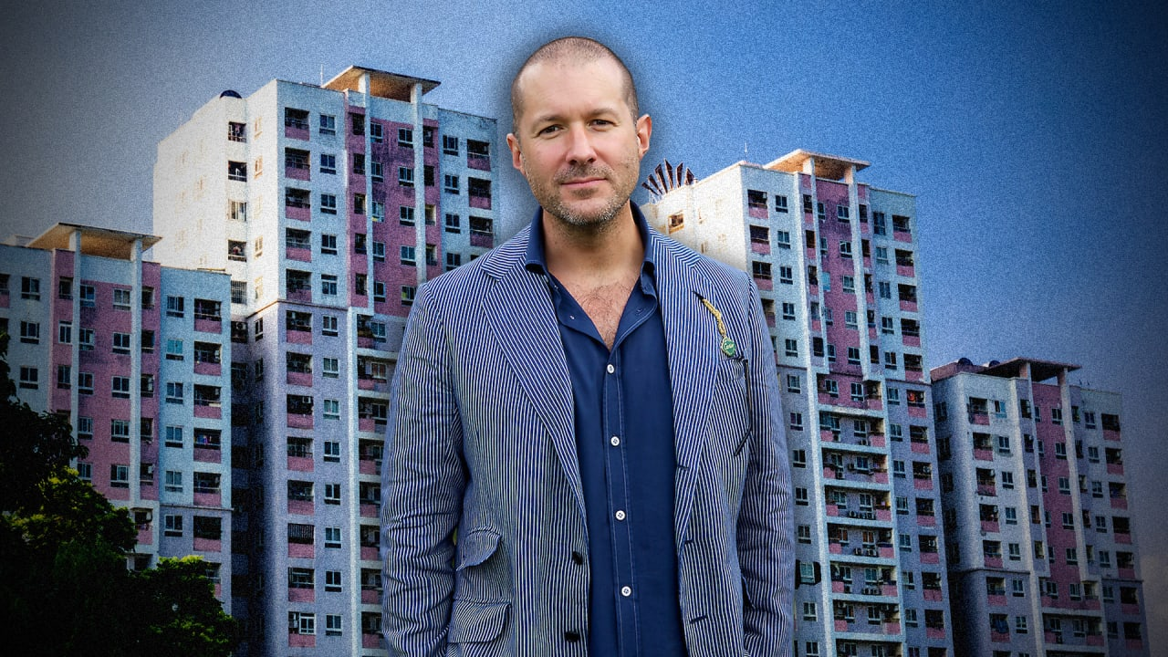 Jony Ive is now consulting for Airbnb