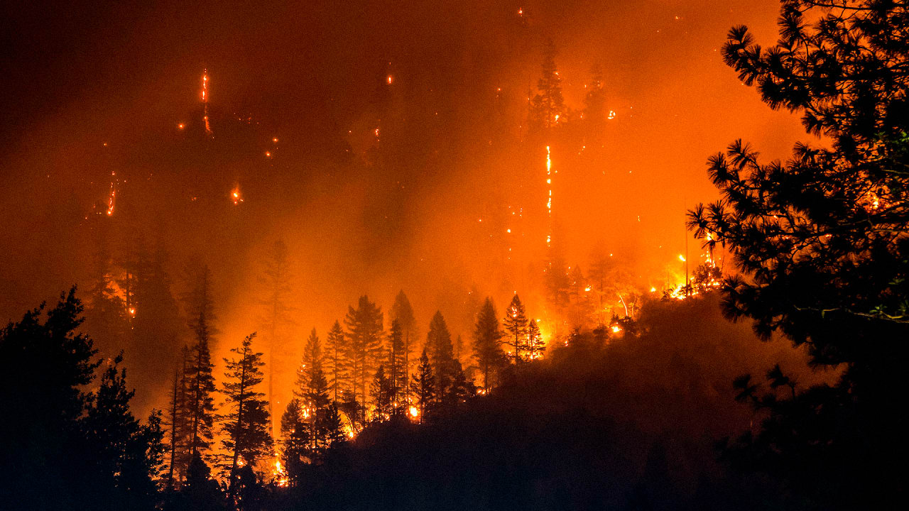 This startup can predict where the next California fire will start