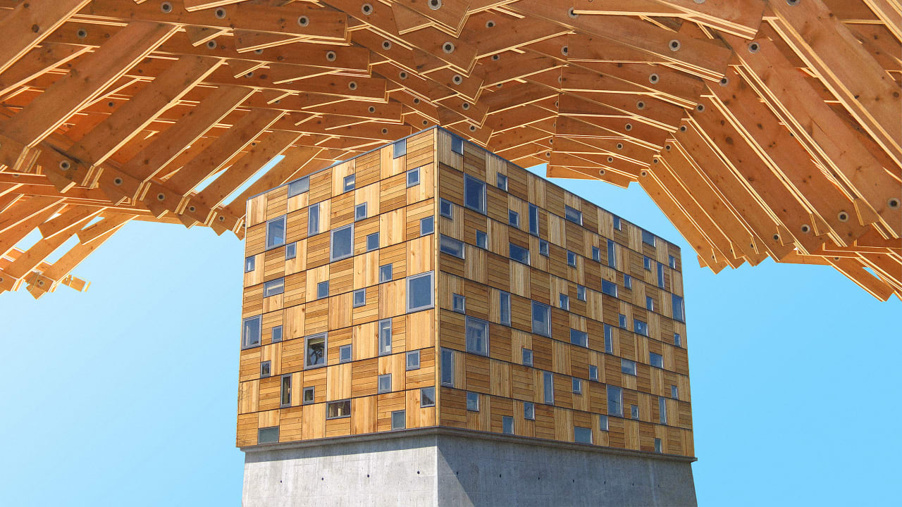 Wood buildings should be a requirement of any climate change policy