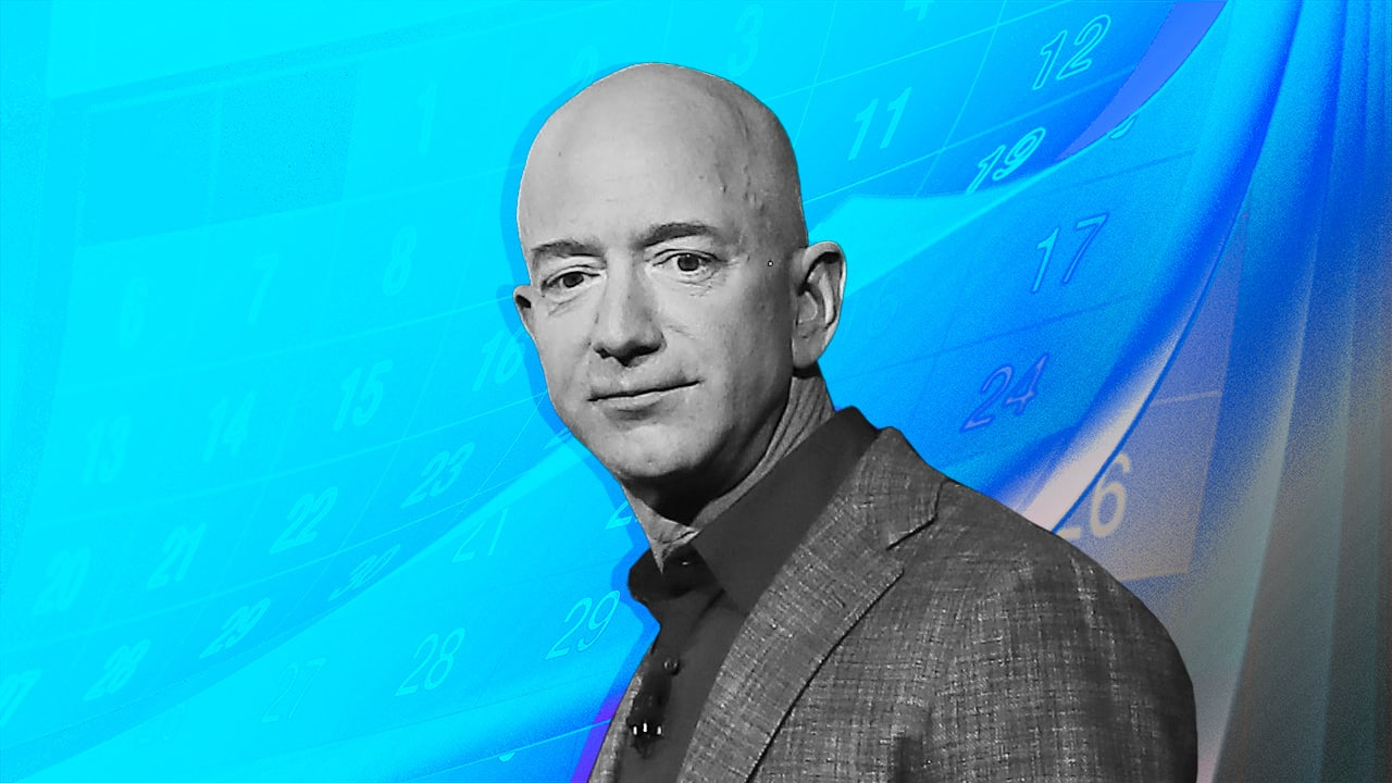 Jeff Bezos: Here's how I make Amazon's highest-stakes decisions