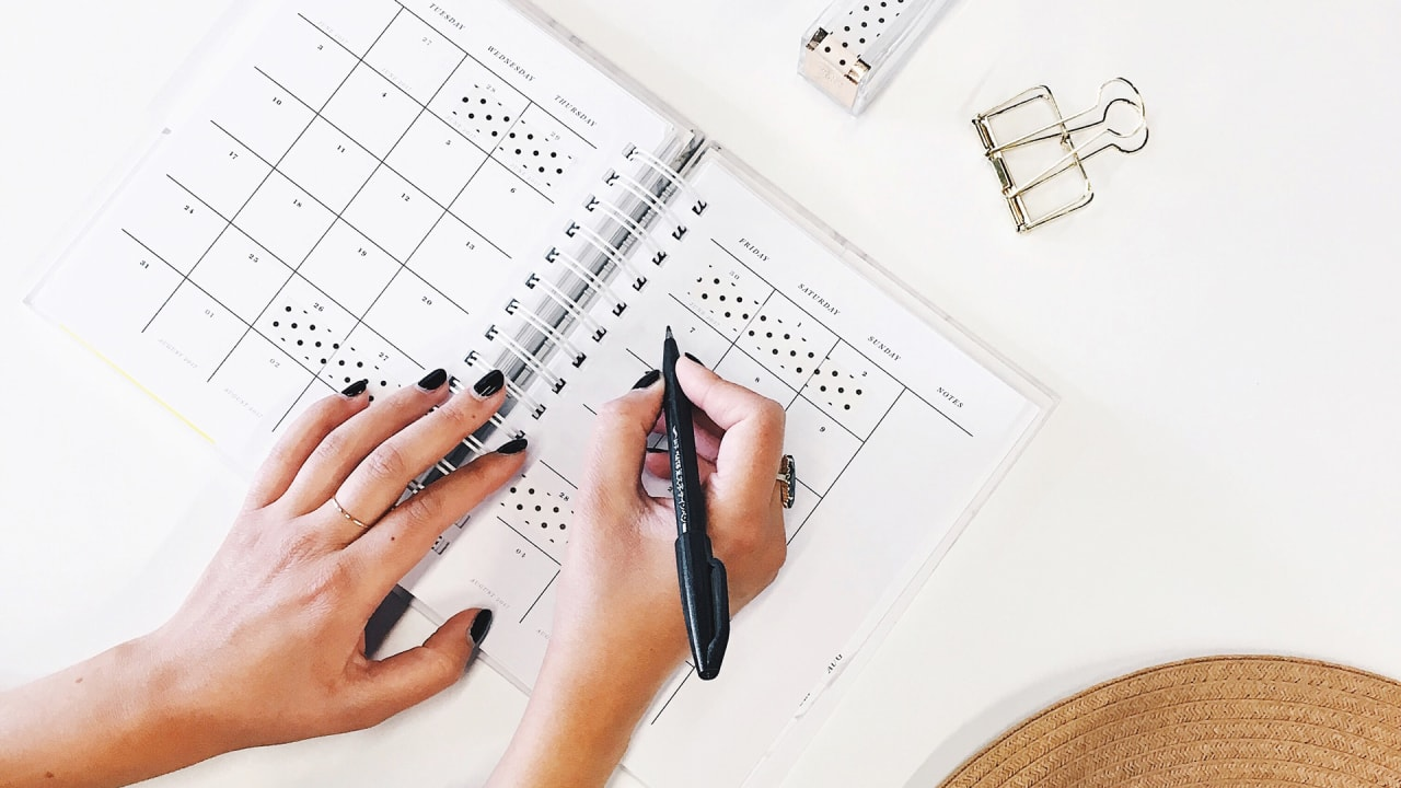 Try these 7 scheduling strategies for having a most productive day