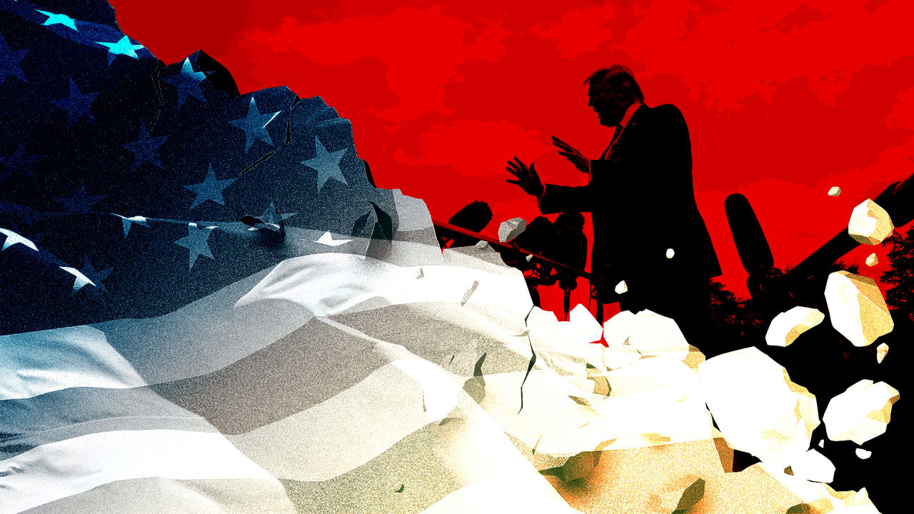 I was responsible for America's global brand at the White House. The damage is irreversible.
