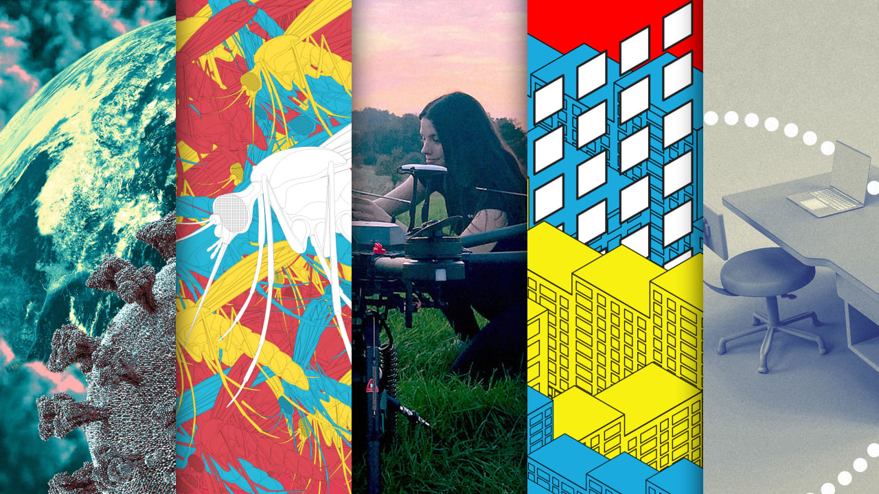 The 10 most exciting world-changing ideas of 2020