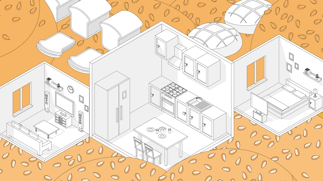 COVID-19 dramatically changed what people want in a home—and Ikea has the data to prove it