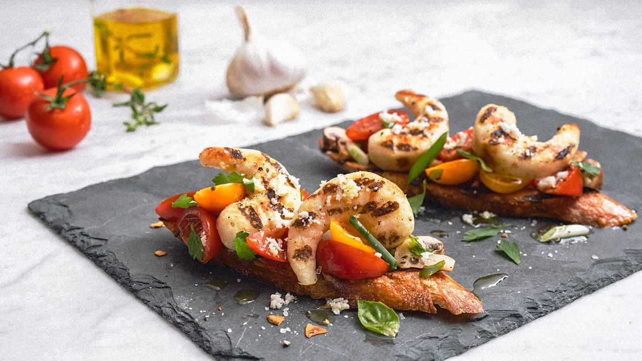 This new plant-based shrimp expands the fake meat menu