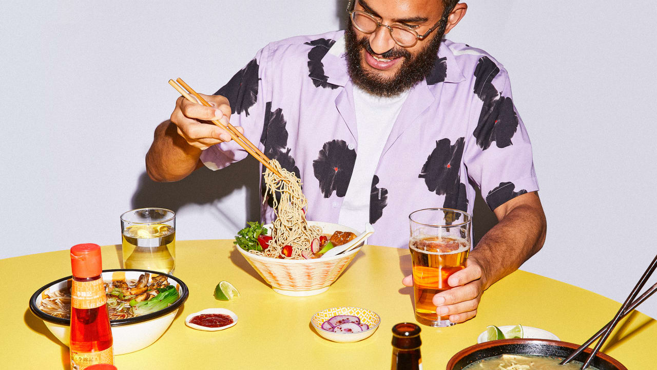 This startup wants to do the impossible: make healthy instant ramen