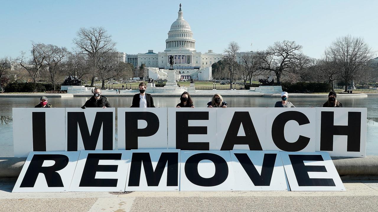 Trump impeachment vote live stream ...