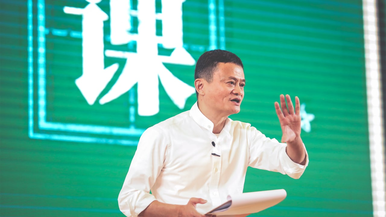 Jack Ma's spat with China is part of a larger antitrust crackdown