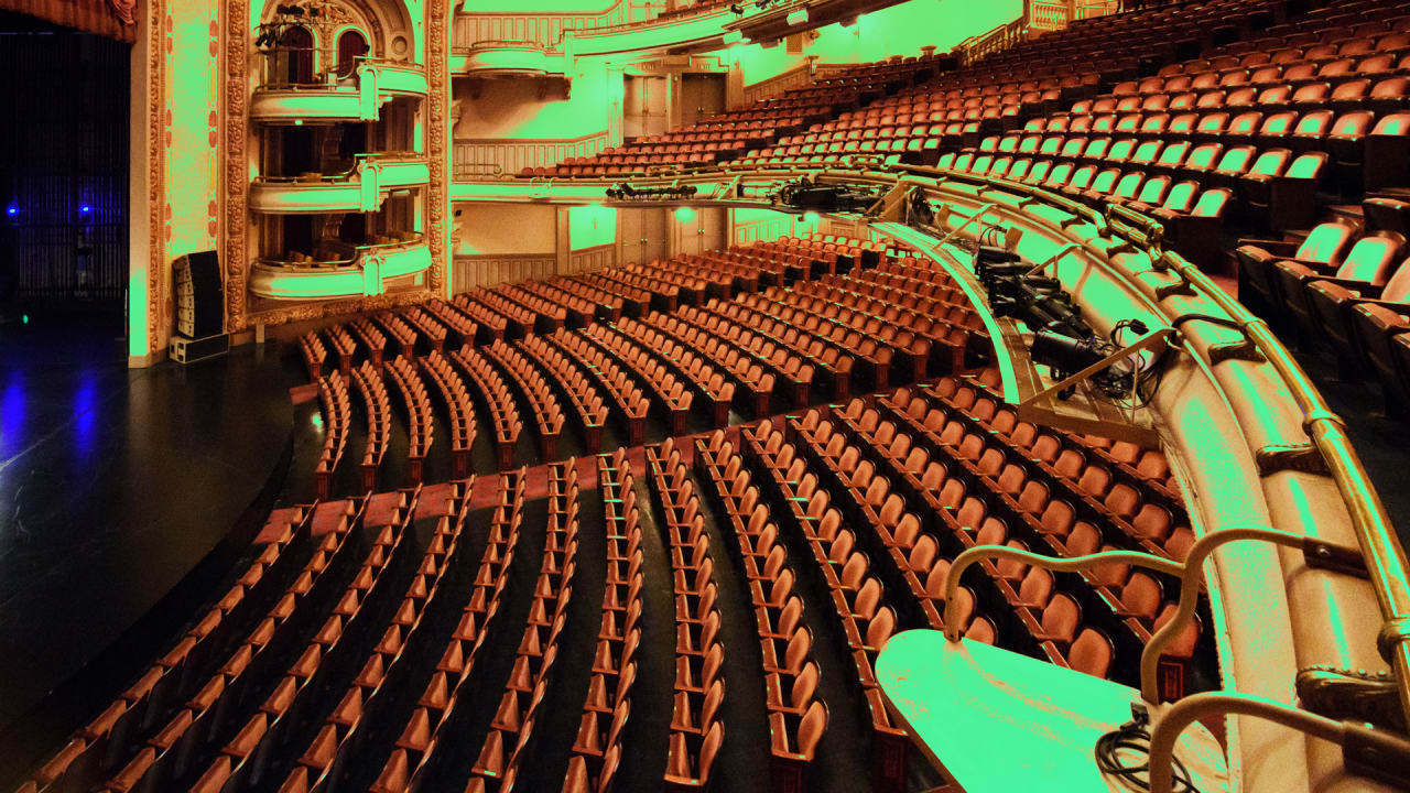 Shuttered theaters, cinemas, and performing arts venues can soon apply for 'Save Our Stages' grants