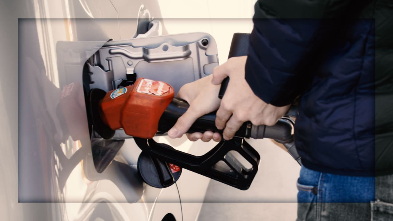 Why are gas prices rising? Here's the weird but simple reason you're paying more right now