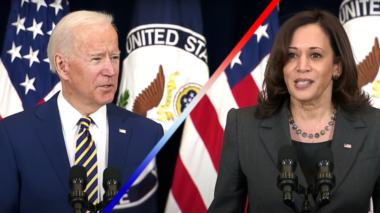 Biden and Harris just gave a master class on motivating teams