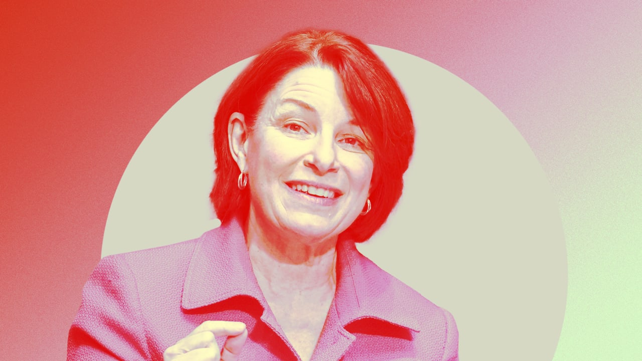 Amy Klobuchar: Breaking up Facebook 'has to be on the table'