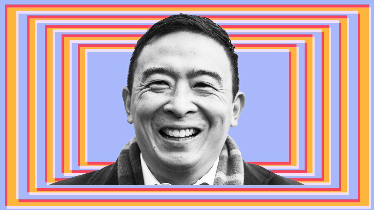 www.fastcompany.com: Andrew Yang has some concerns about Zoom