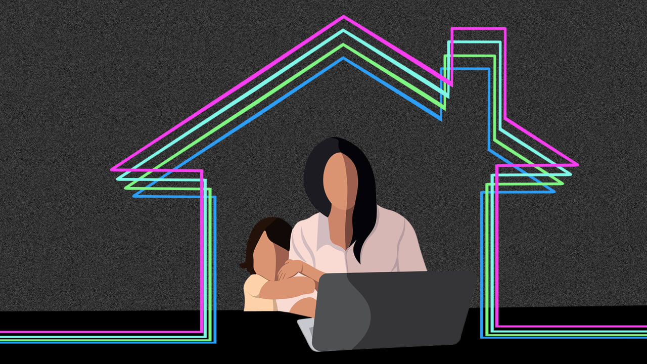 Remote work is the cruel new ally in the War on Working Moms