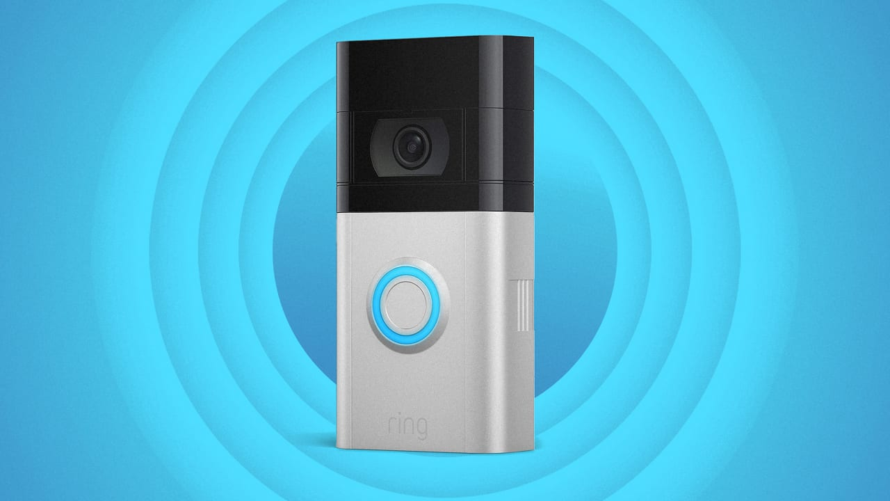 The Ring's doorbell design hasn't changed since 2014. Other companies should follow its lead