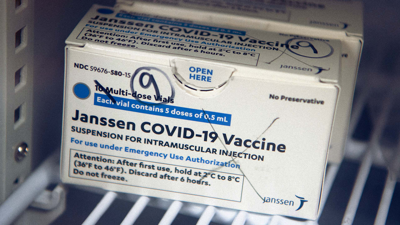 What to know if you just got the Johnson & Johnson vaccine