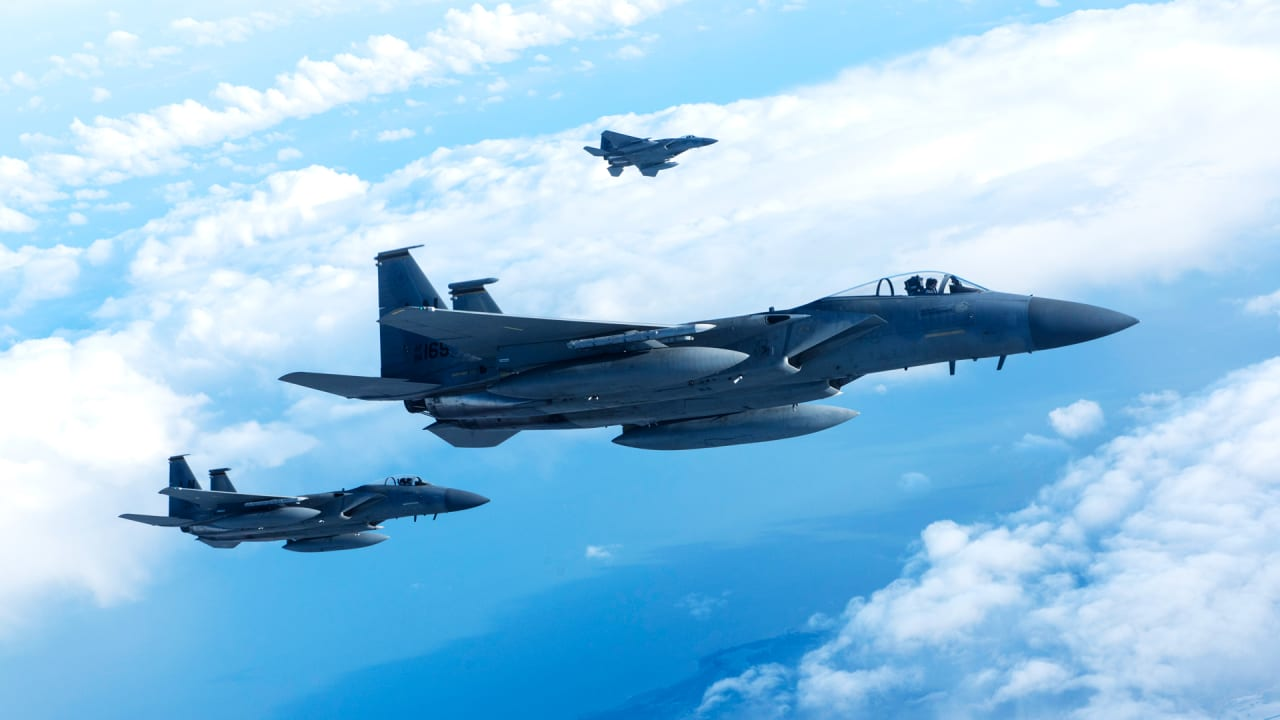 Why the Air Force has its own venture capital fund