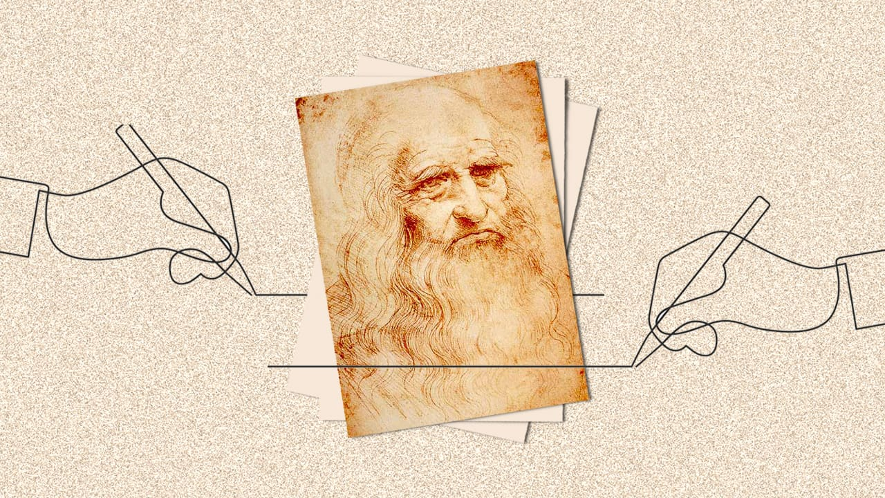 Learn to write a résumé like the person who invented it—DaVinci