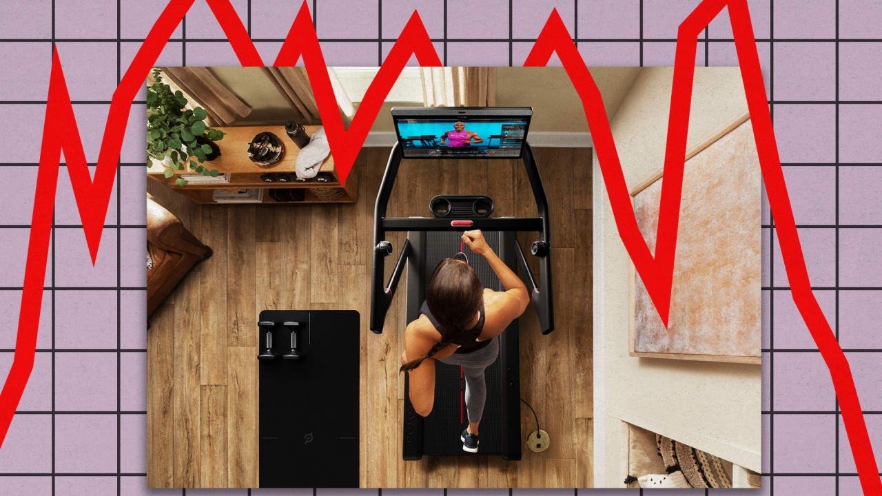 Peloton won't recall Tread Plus over safety concerns. Now its stock is dropping