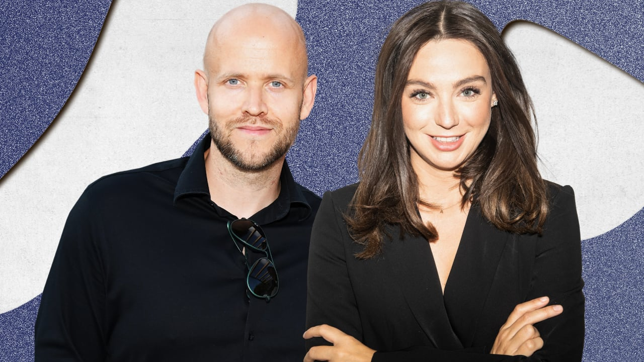 Spotify founder Daniel Ek expands his Brilliant Minds Foundation, adds new CEO