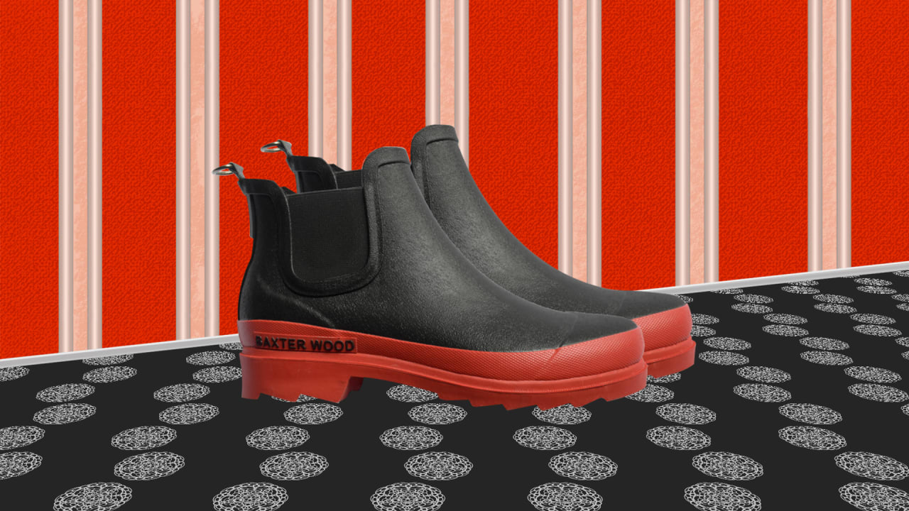 This eco-friendly raincoat brand wants to buy back your old rubber boots