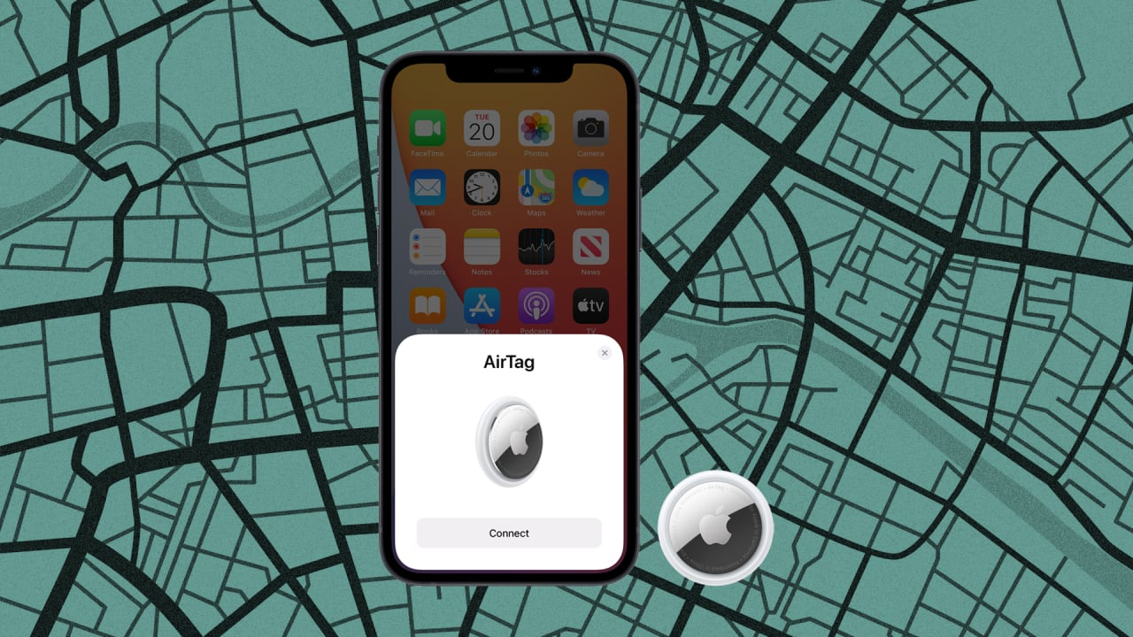 How Apple designed AirTags to be privacy-first and stalker-proof