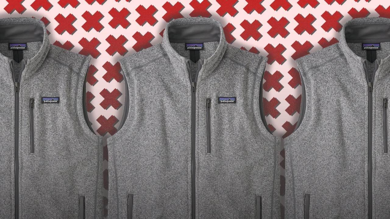 Pour one out for the tech bro uniform: Patagonia ditches corporate logos on its vests