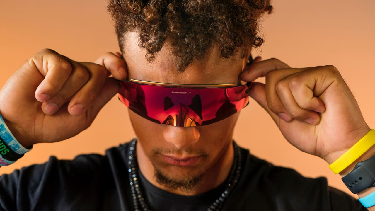 Oakley's Kato are sunglasses like you've never seen before