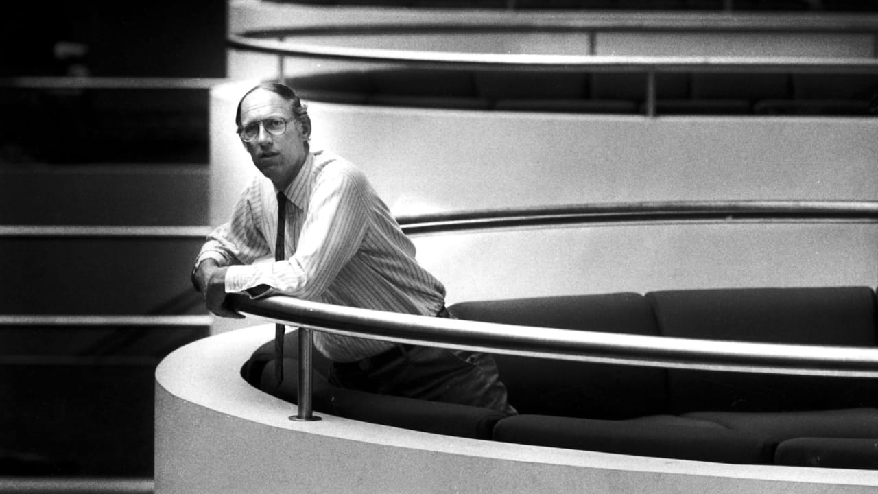 Remembering Art Gensler, founder of the world's largest architecture firm