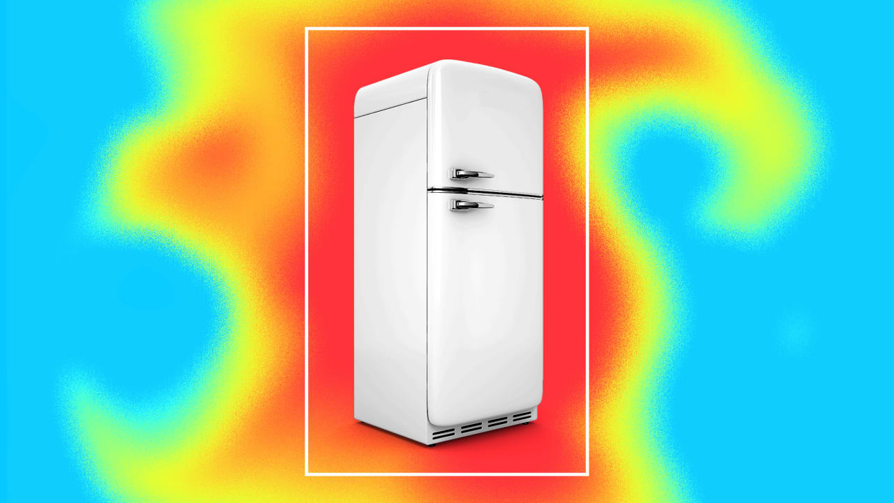 Why your next refrigerator may have a radical (but invisible) makeover