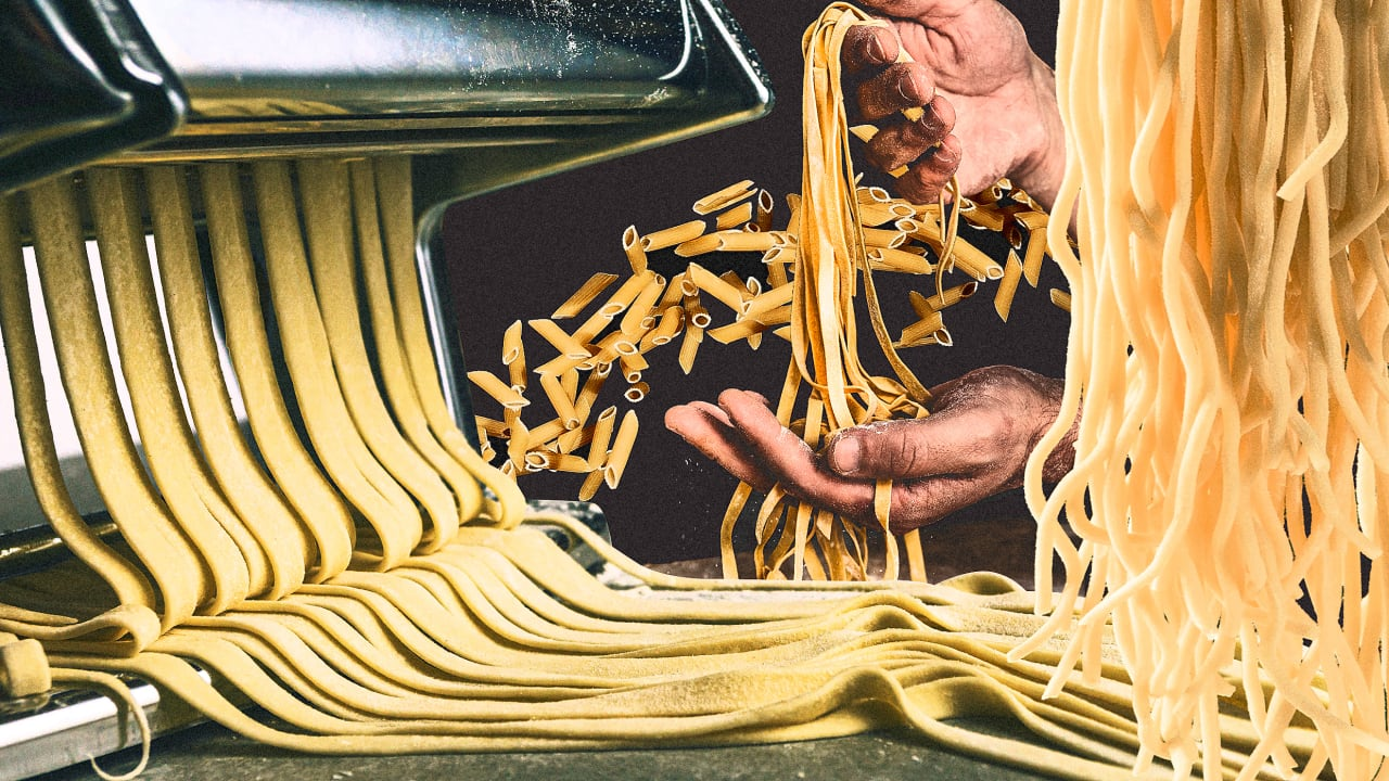 Do you know where pasta actually came from? Spoiler: not Italy