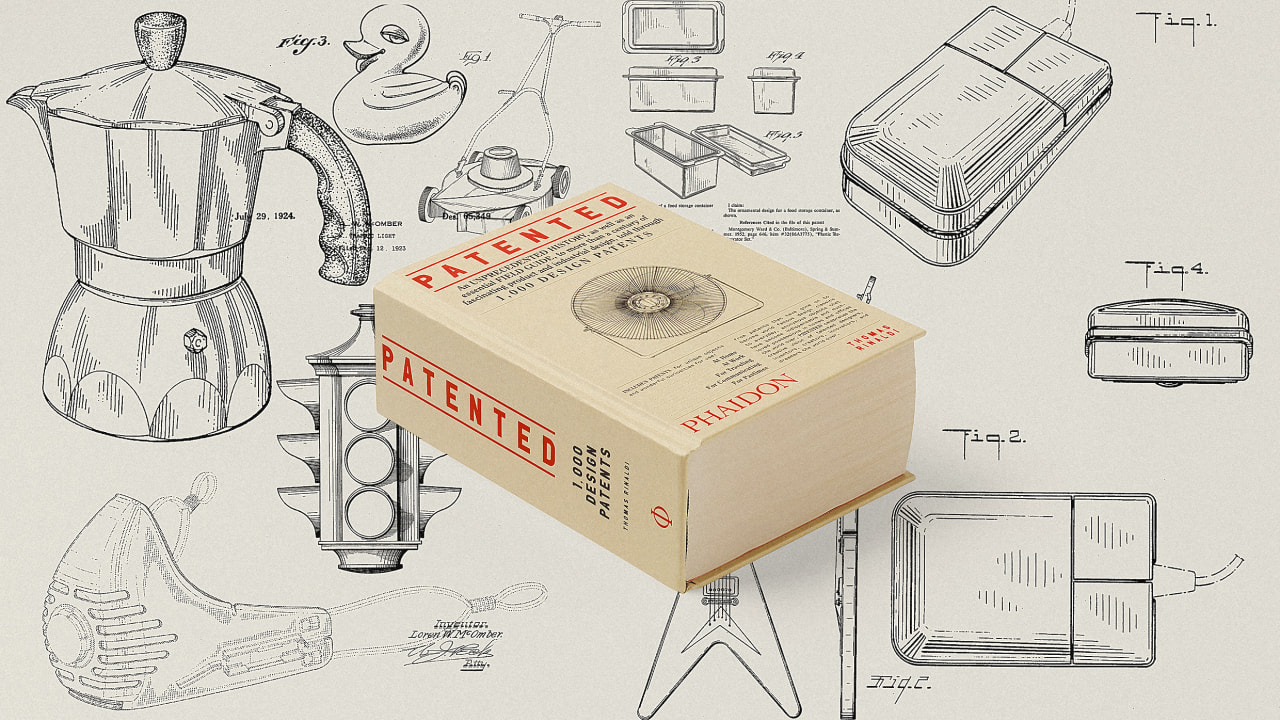 From Nintendo consoles to ouija boards: What patents reveal about human ingenuity