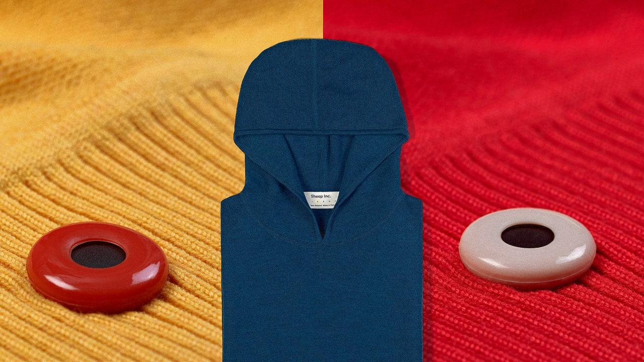 This hoodie is 100% carbon negative