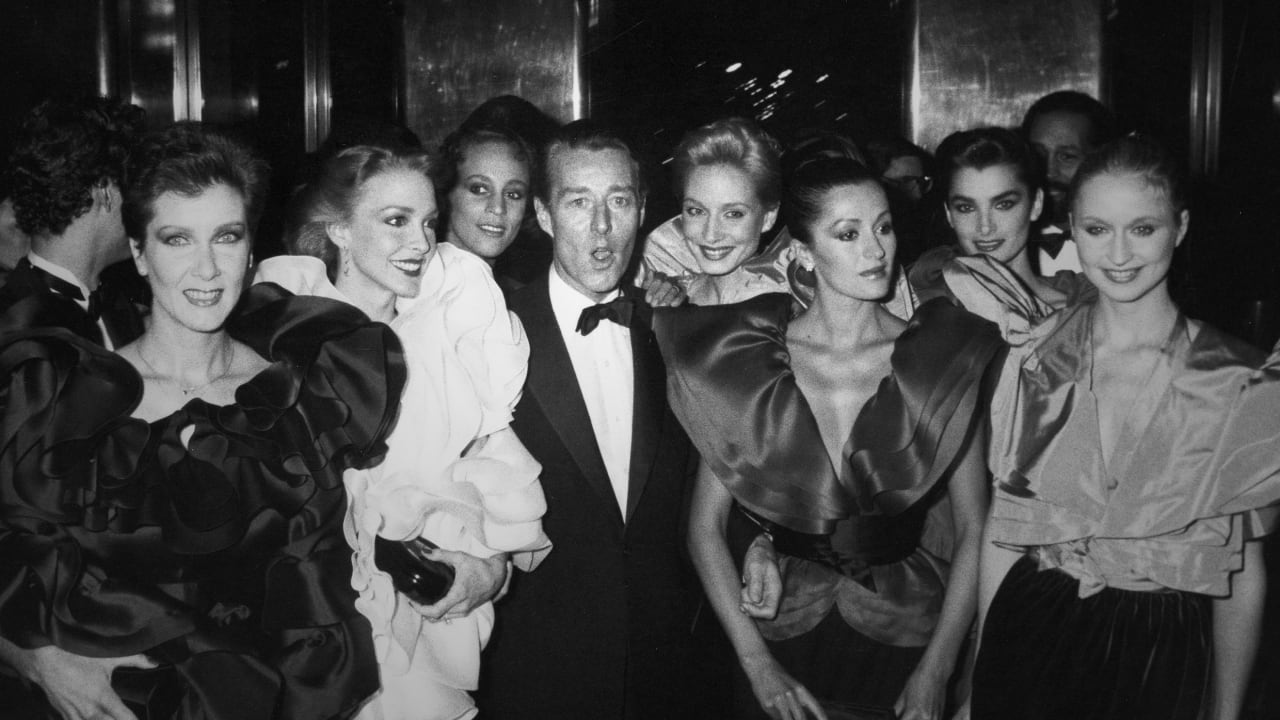 What happened to Halston  The rise and fall of an American fashion icon