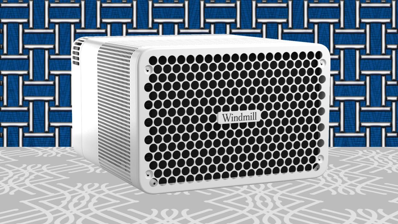 Time to get rid of your ugly AC: This high-design air conditioner is sleek and powerful